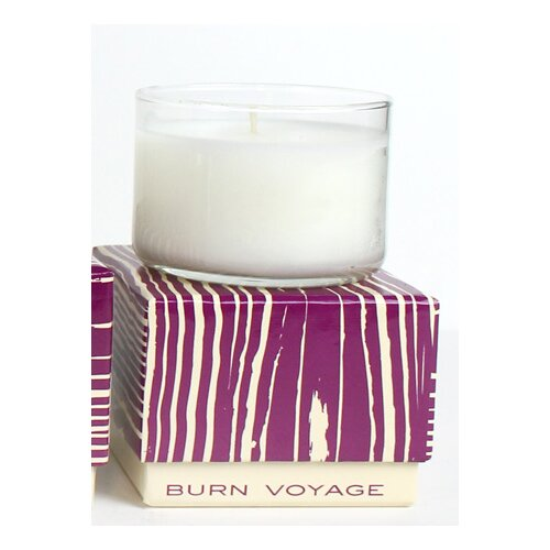 Balinese Woods Burn Voyage Candle