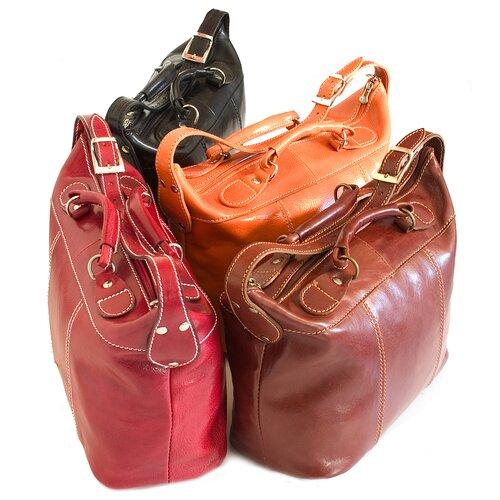 Floto Imports Piana Leather Mini Shoulder Bag
