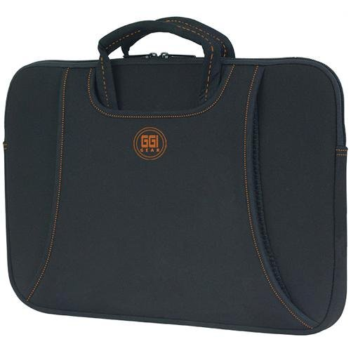 GGI International Neoprene Case Carry Bag for Laptop and Netbook