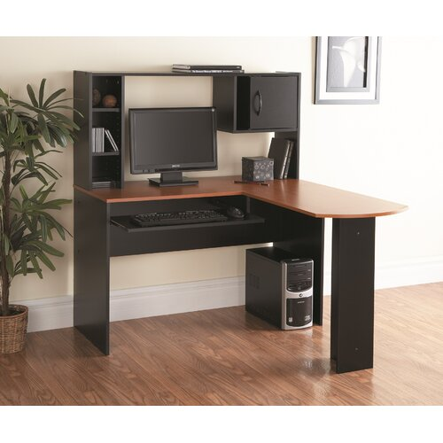 Computer Desk with Hutch | Wayfair