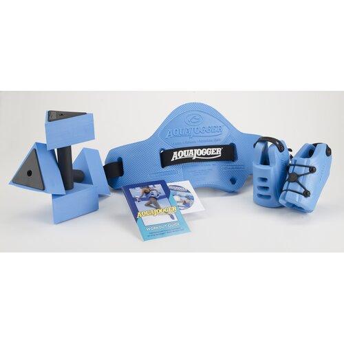 Aqua Jogger Men's Fitness System Set