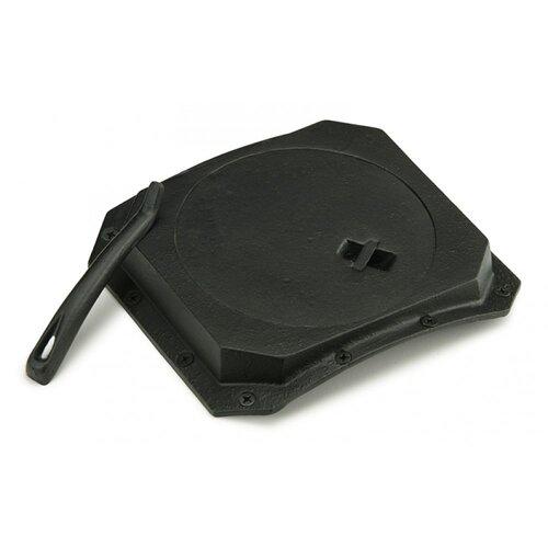 Barrel Stove Hot Plate