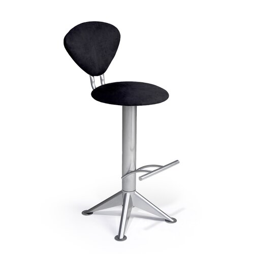 "Createch Lyli 30"" Swivel Bar Stool with Cushion"