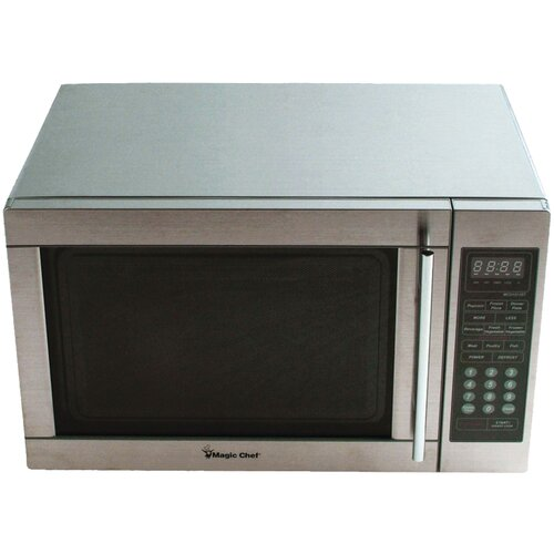 1.3 Cu. Ft. 1100W Countertop Microwave