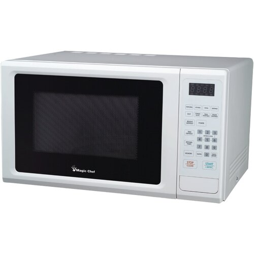 Magic Chef 1.1 Cu. Ft. 1000W Countertop Microwave