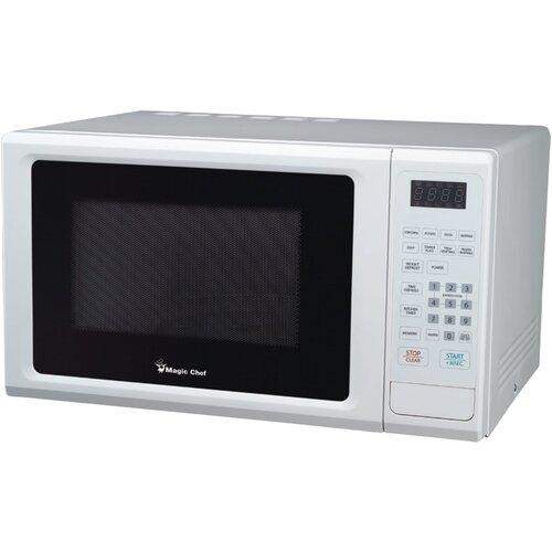 Magic Chef 1.1 Cu. Ft. 1000W Countertop Microwave