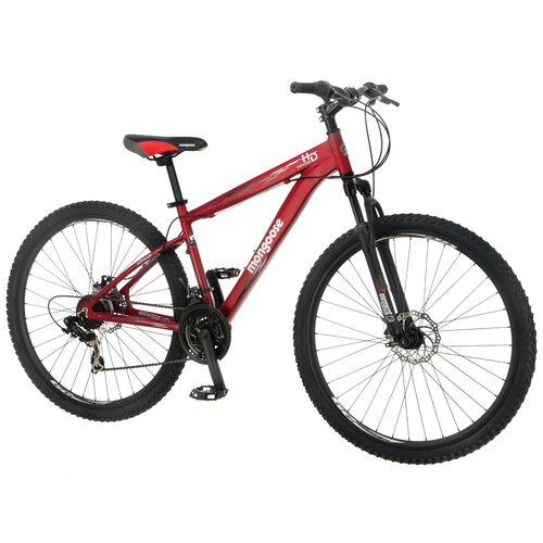 Mongoose Men's Impasse HD Mountain Bike