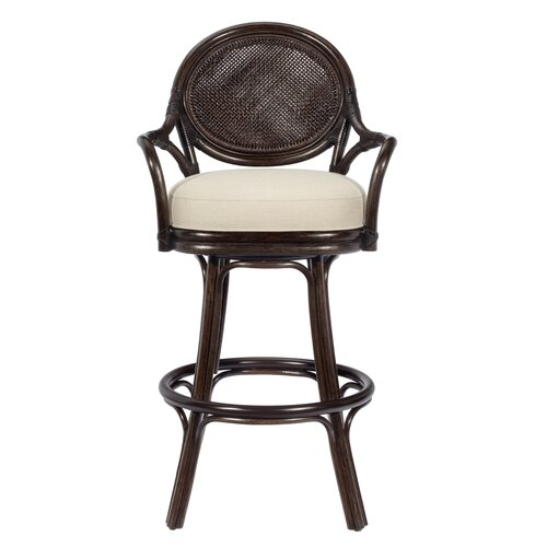 Dahlia Swivel Bar Stool