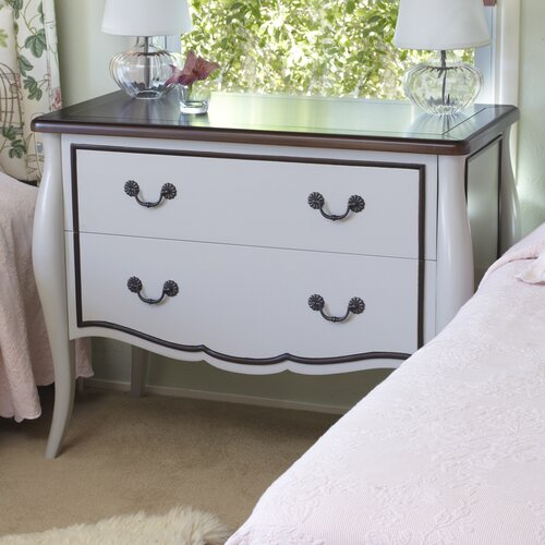 Palazzo 2 Drawer Chest