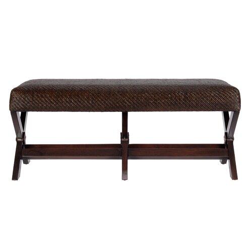 Selamat Riva Hourglass Weave Bench