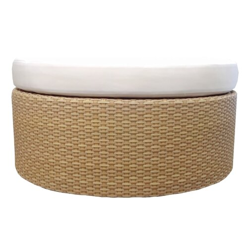 Sola Ottoman with Cushion