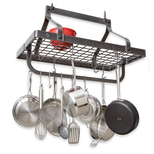 Premier Gourmet Hanging Pot Rack