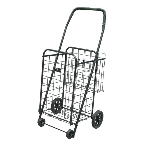 Narita Mini Shopping Cart Plus in Black