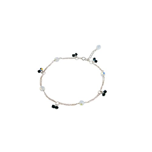 Crystal Chinese Fresh Anklet