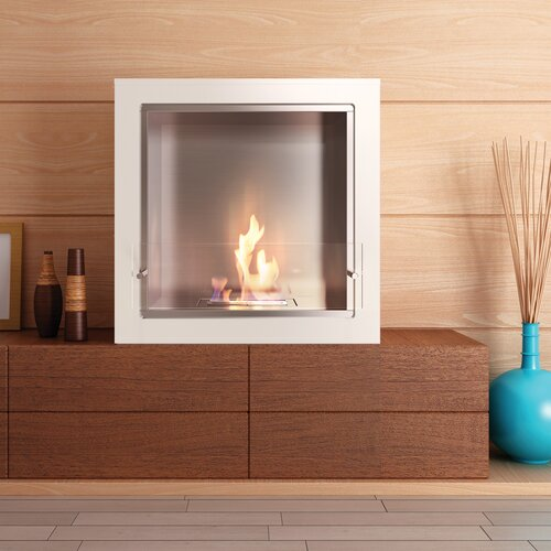 EcoSmart Fire Cube Jr. Bio-Ethanol Fireplace