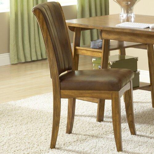 Parkglen Leather Desk Chair