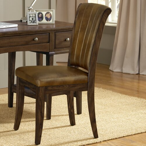 Gresham Leather Desk Chair