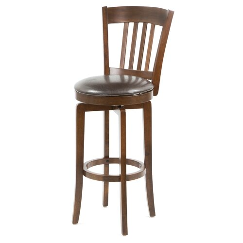 "Hillsdale Furniture Canton 30"" Swivel Bar Stool"