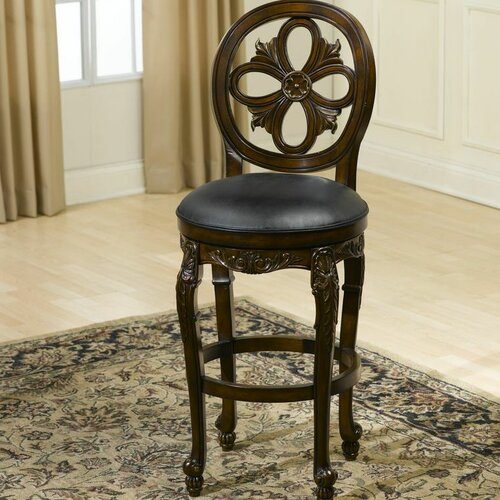 "Hillsdale Furniture Rosalee 24"" Swivel Bar Stool"
