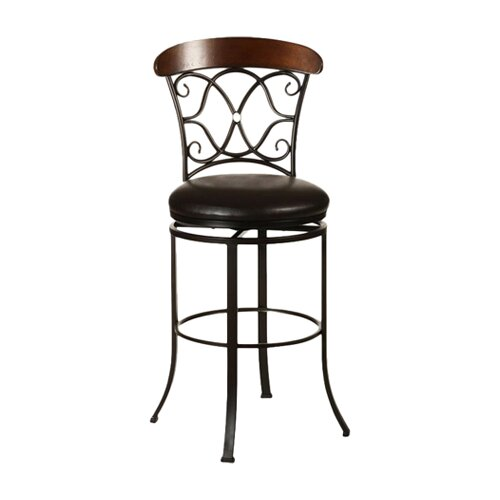 "Hillsdale Furniture Dundee 26"" Bar Stool"
