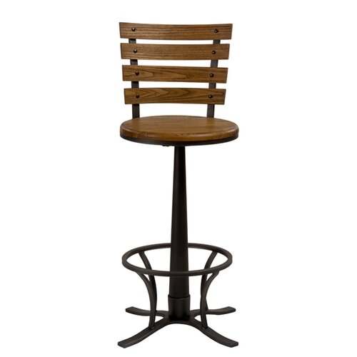 Hillsdale Westview Swivel Counter Stool Amp Reviews Wayfair