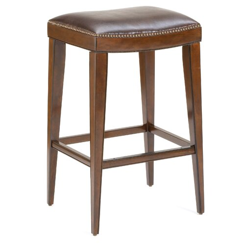 "Hillsdale Furniture Riverton 26"" Bar Stool with Cushion"