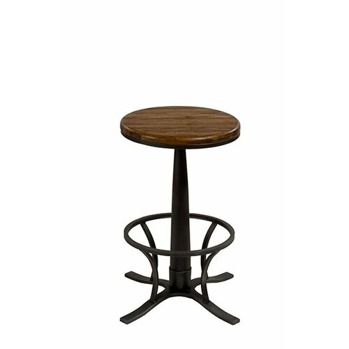 Rivage Backless Swivel Bar Stool