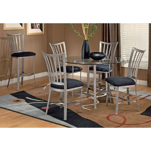 "Hillsdale Furniture Delray 30"" Bar Stool with Cushion"