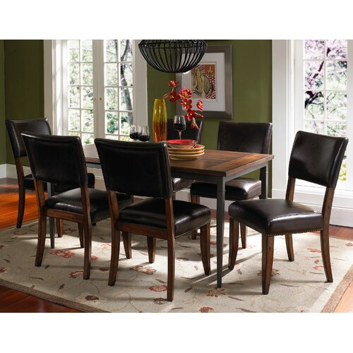 Hillsdale Furniture Cameron 7 Piece Dining Set