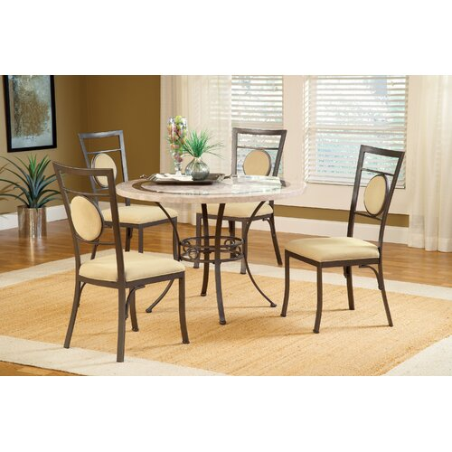 Hillsdale Furniture Harbour Point 5 Piece Dining Set