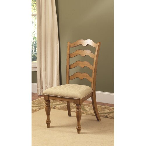Hillsdale Furniture Hamptons Ladderback Side Chair