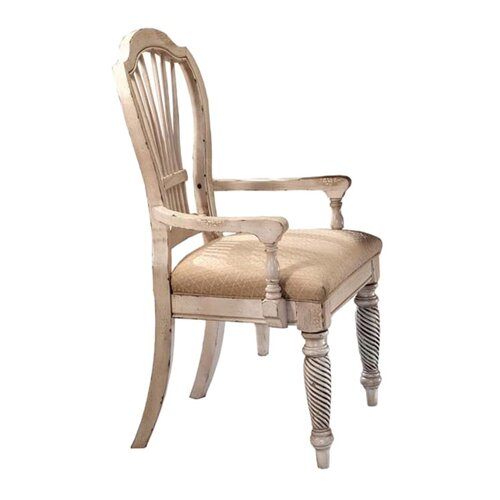 Hillsdale Furniture Wilshire Dining Arm Chair