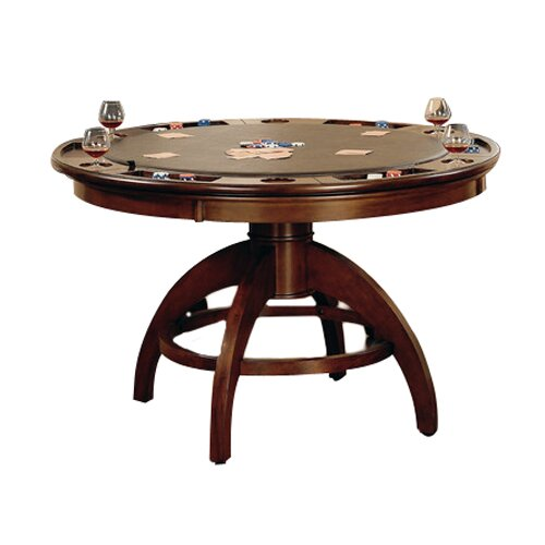 Hillsdale Furniture Palm Springs Multi Game Table