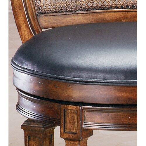 "Hillsdale Furniture Dalton 31"" Swivel Bar Stool with Cushion"