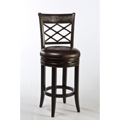 "Hillsdale Furniture Spalding 26"" Swivel Bar Stool"