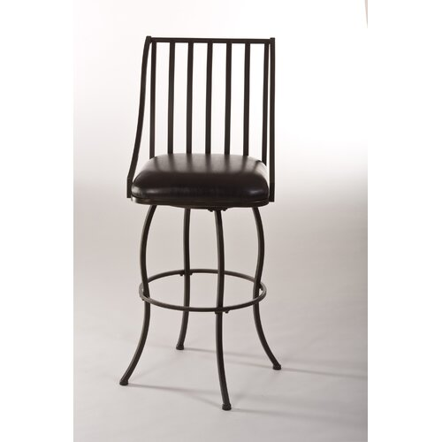 "Hillsdale Furniture Walsh 26"" Swivel Bar Stool"