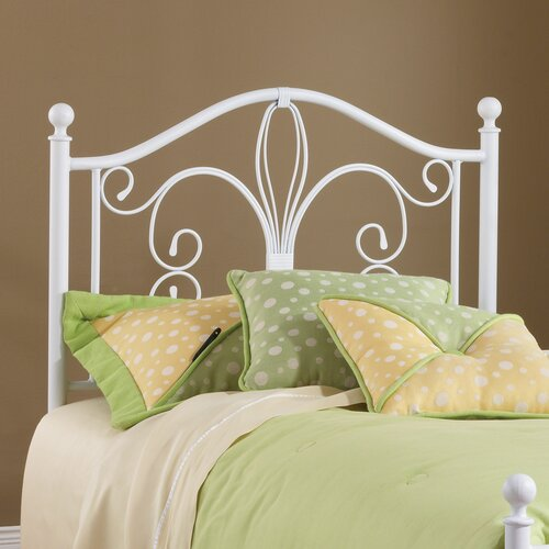 Ruby Metal Headboard