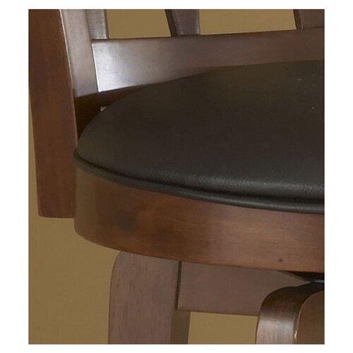 "Hillsdale Furniture Mansfield 24"" Swivel Bar Stool"