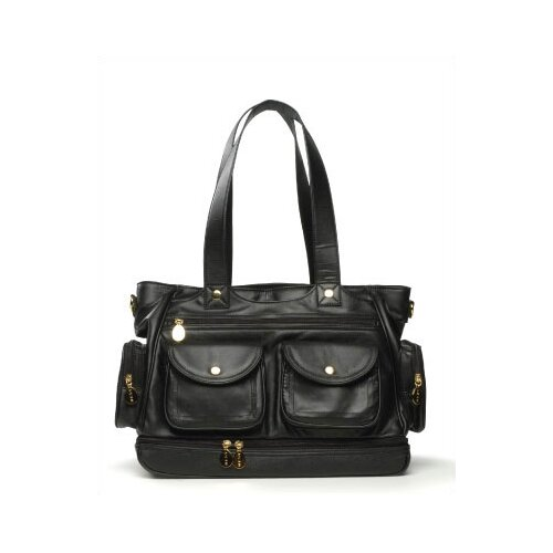 North South Diaper Bag