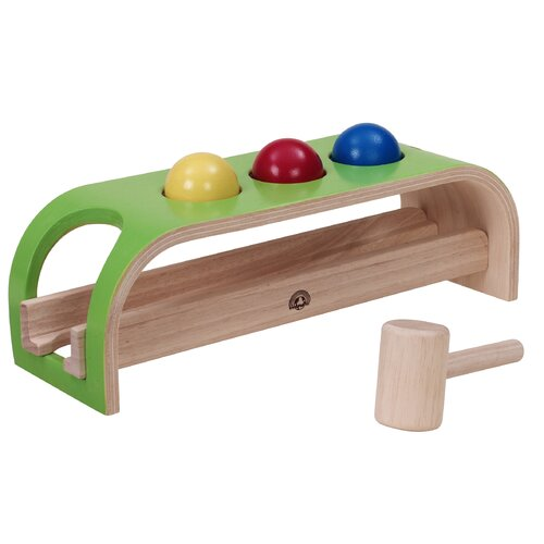 Rolling Ball Activity Toy