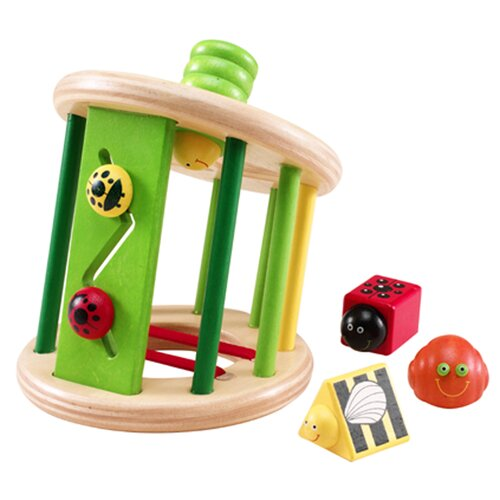 Waggy Garden Nature Themed Shape Discovery and Play Set