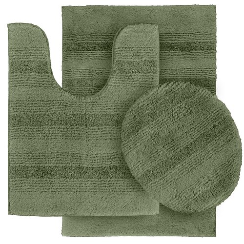 Essence Bath Rug (Set of 3)