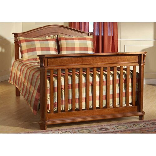 PALI Arezzo Universal Full Bed Conversion Rail Set