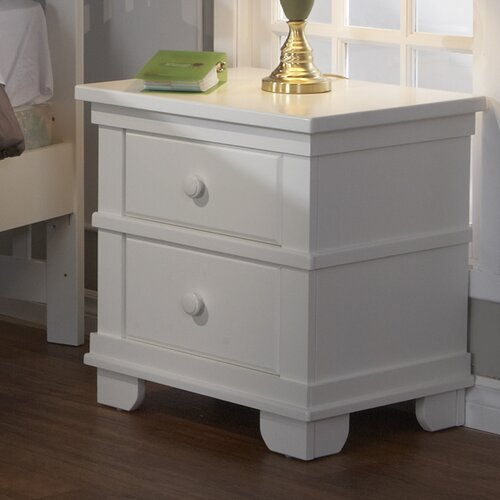 PALI Torino 2 Drawer Nightstand