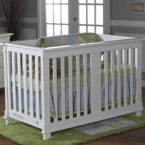 Lucca Forever Convertible Crib