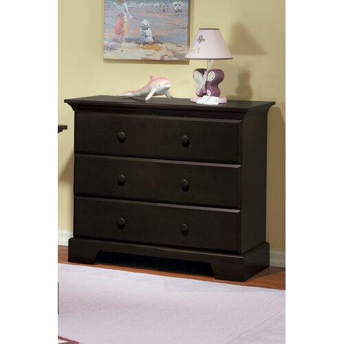 PALI Volterra 3-Drawer Dresser