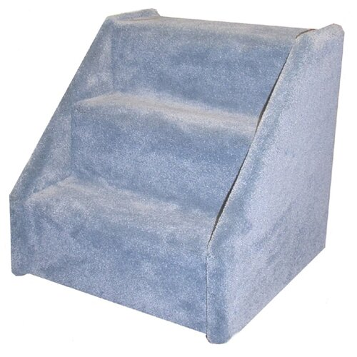 Animal Stuff Bear's Stairs™ Mini Carpeted 3 Step Pet Stair
