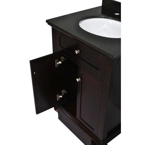 "Belmont Decor Huntington 24"" Bathroom Vanity Set"