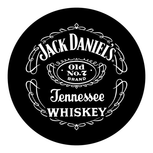 "Jack Daniel's Lifestyle Products Swivel Label 30"" Bar Stool"