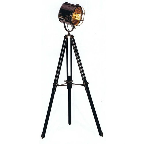 100 Essentials Hollywood Tripod Floor Lamp